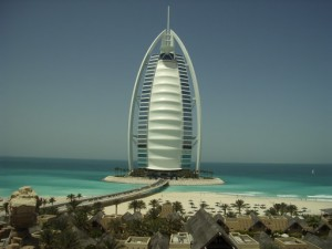 Dubai hotell